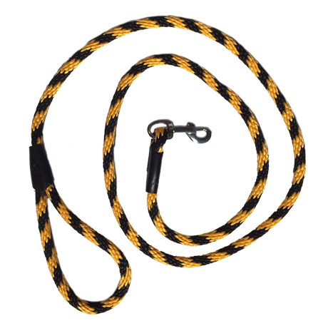 Hand-made Rope Slip and Clip Leads