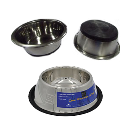 Stainless Steel Non-Skid bowl Group