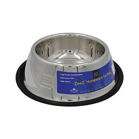 Stainless Steel Non-Slip Cocker Spaniel 950ml Bowl