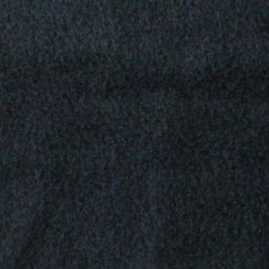 Plain Black Polar Fleece