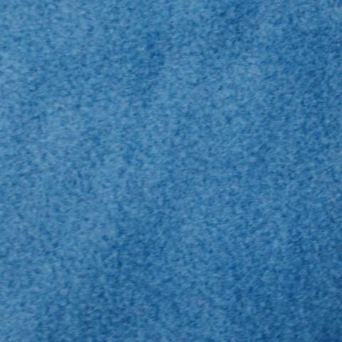 Plain Mid Blue Polar Fleece