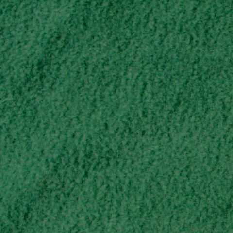 Plain Forest Green Polar Fleece
