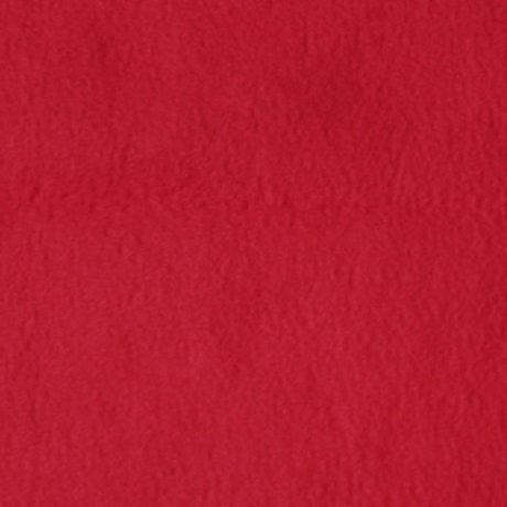 Plain Red Polar Fleece