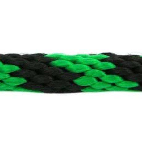 Rope Lead: Green & Black