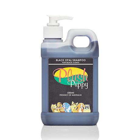 Plush Puppy Black Opal Shampoo