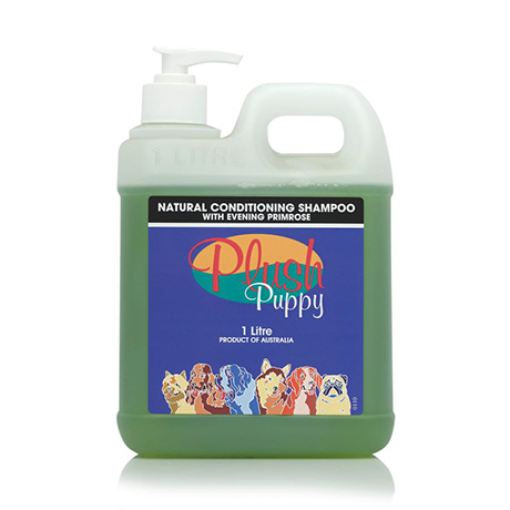 Plush Puppy Natural Conditioning Shampoo with Evening Primrose