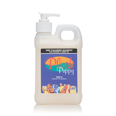 Plush Puppy Deep Cleansing Shampoo