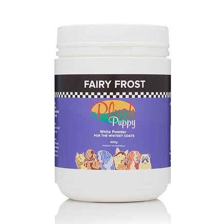 Plush Puppy Fairy Frost