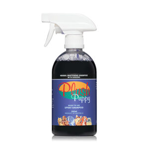 Plush Puppy Herbal Whitening Shampoo RTU 500ml