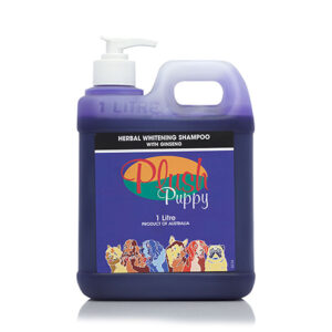 Plush Puppy Herbal Whitening Shampoo 1L