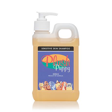 Plush Puppy Sensitive Skin Shampoo 500ml