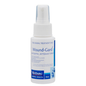 Wound-Gard Antiseptic and Bitterant Spray