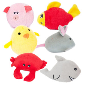 Zippy Paws Miniz Bubbles - Group