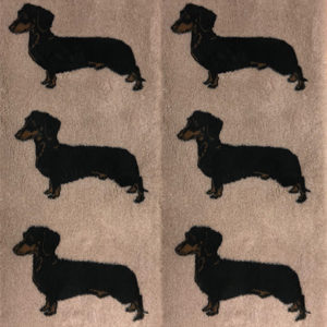 Dachshund 6 Dogs VetBed