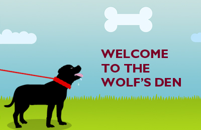 The Wolf's Den – Affordable pet products for dog lovers