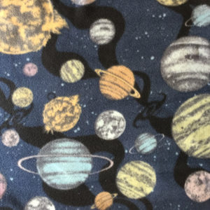 Planets Polar Fleece