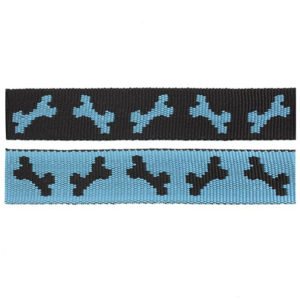 Blue Bones Medium Fluff Collar