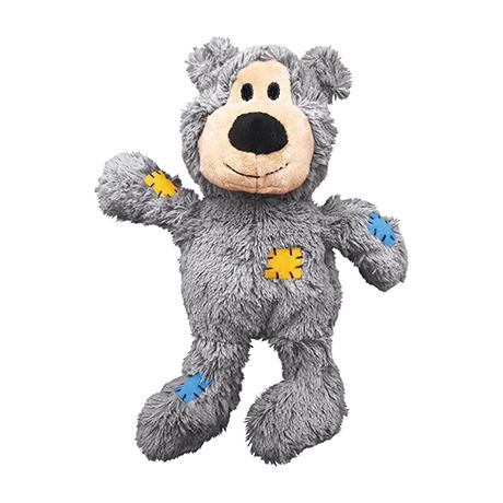 KONG Wild Knots Bear Grey