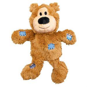 KONG Wild Knots Bear Tan