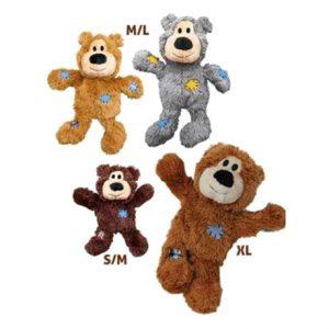 KONG Wild Knots Bear Sizes
