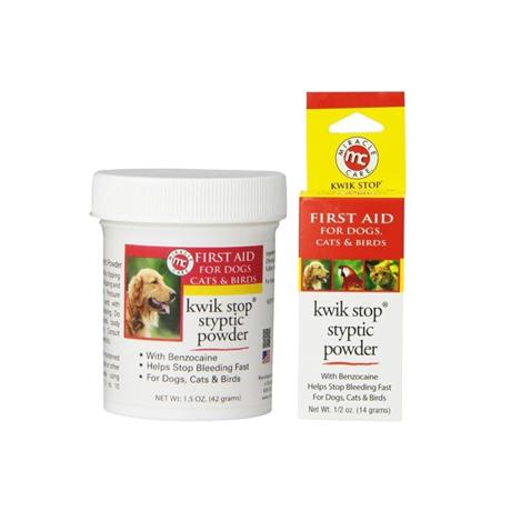 Kiwk Stop Stypic Powder