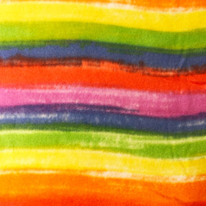 Rainbow Polar Fleece