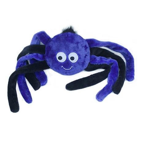 Grunter Crinkle Spiders Purple