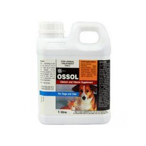 Inca - Ossol - Calcium & Vitamin Supplement 1L