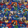 Justice League Comic Cotton Crate Mat
