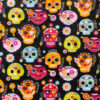 Sugar Skulls Cotton Crate Mats