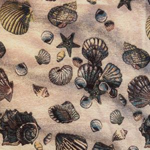 Sealife Tapestry Crate Mat