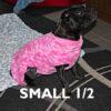 Small 1/2 Already Made Reversible Polar Fleece Coats