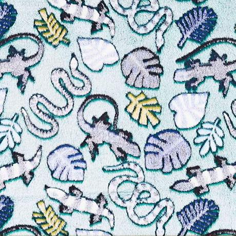 Coral Fleece Lizzards