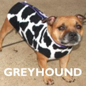 Greyhound Already Made Polar Fleece Vest Coats