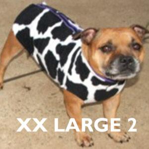 XX Large 2 Already Made Polar Fleece Vest Coats