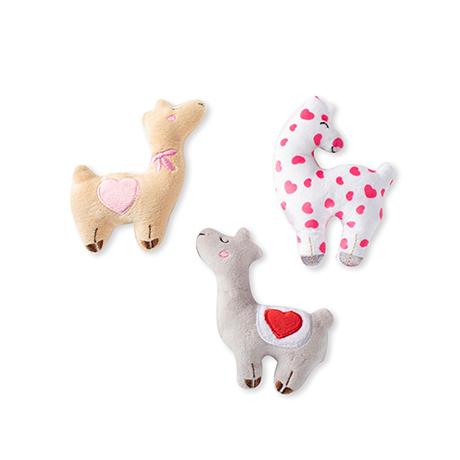 Miniz Love Llamas Group