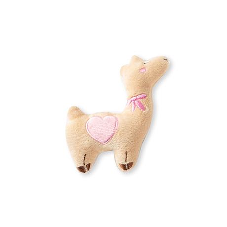Miniz Love Llamas Tan