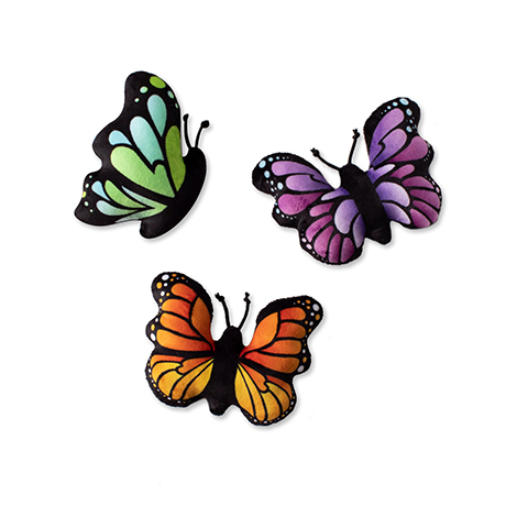 Fringe Miniz Butterflies Group