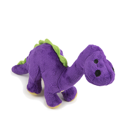 GoDog Dino Bruto Purple Small