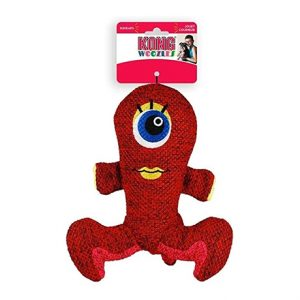 KONG Woozles Red