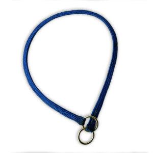 Nylon Slip Collar 6mm Blue