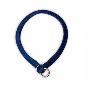 Nylon Slip Collar 8mm Blue