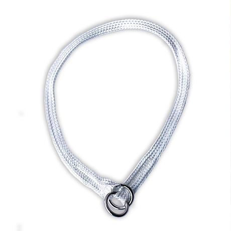 Nylon Slip Collar 8mm White