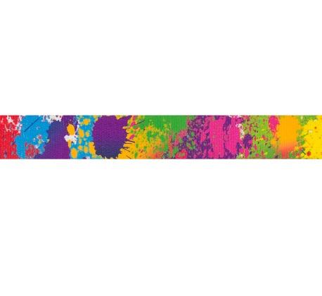 Paint Splatter Webbing
