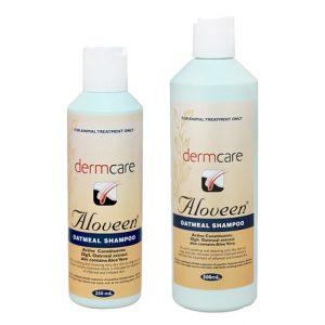 Aloveen Oatmeal Shampoo Group