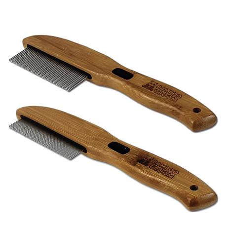Bamboo Groom Comb Group