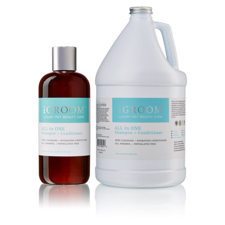 iGroom All in One Shampoo + Conditioner Group