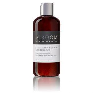 iGroom Charcoal + Keratin Conditioner 16oz (473ml)