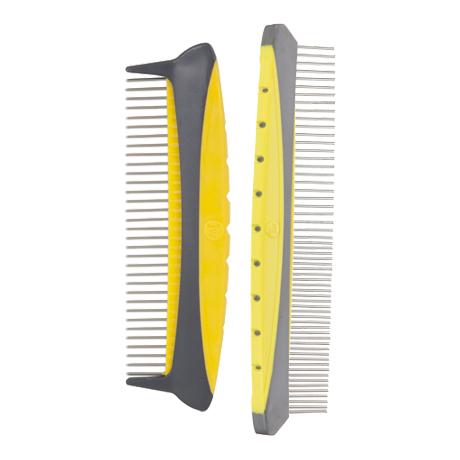 JW GripSoft Rotating Comfort Grooming Comb
