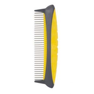 JW GripSoft Rotating Comfort Grooming Comb Medium
